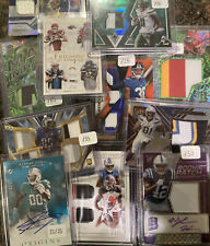 FOOTBALL CARD HOT PACK! 3 AUTO/ PATCH/JERSEY GUARENTEED! BOOST PACK FIRE! 🔥 NEW