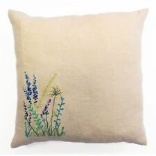 DMC Meadow Sweet - Wild Flowers - Embroidery Cushion Kit