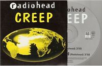 RADIOHEAD creep CD SINGLE france french CARD SLEEVE