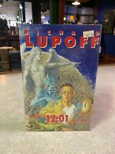 NEW Hardback Book RICHARD LUPOFF Before 12:01 and After 1996 1st Edition SEALED