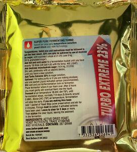 Prestige Turbohefe Extreme 23% Alkohol - Gärhefe Turbo - Zuckermaische - Hefe