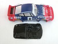 Lexan velocidad 911 Carrera compatible Scalextric no incluye carroceria Mustang