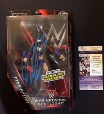 WWE FINN BALOR  Signed Mattel WWE Elite Spotlight Series Action Figure JSA