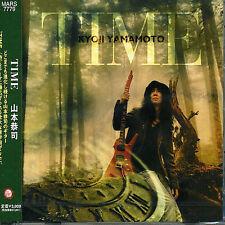 KYOJI YAMAMOTO - TIME * NEW CD