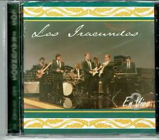 Los Iracundos  En Vivo Vol 3  (Contiene el Hit  Tu con El)  BRAND NEW SEALED  CD