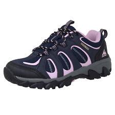 HIKABU Damen Outdoor Wanderschuhe Trekking Freizeit Gummisohle Walking Sneaker