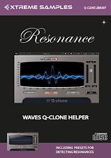 Xtreme Samples Resonance Waves Q-Clone Library