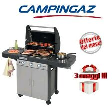 BARBECUE CAMPINGAZ 3 SERIES CLASSIC LS PLUS CON FORNELLO LATERALE + 3 OMAGGI !!!