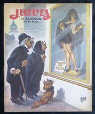 ERNESTO GARCIA CABRAL Jueves de Excelsior Magazine COVER FUNNY 1967