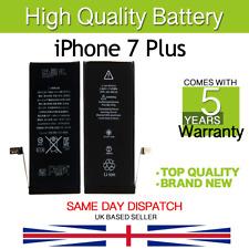 AAA + Calidad iPhone 7 Plus 2900mAh Li-ion Batería de larga backup 5 Años De Garantía