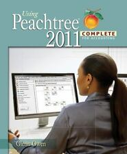 Using Peachtree Complete 2011 for Accounting (with Data File and Accounting CD-