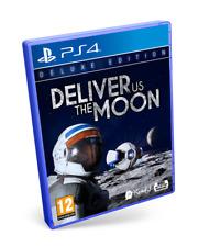 Deliver Us The Moon Edición Deluxe PS4 Pal España Nuevo Precintado FISICO