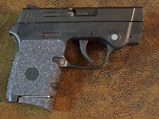 Sand Paper Pistol Grips for the Smith and Wesson Bodyguard 380
