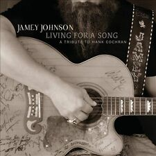 Living for a Song: A Tribute to Hank Cochran by Jamey Johnson (Guitar) (CD,...