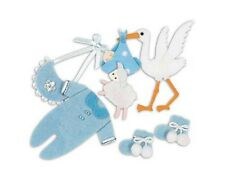 Craft for Occasions, Baby Boy card embellishments (C256)