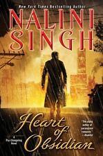 Psy/Changeling: Heart of Obsidian 12 by Nalini Singh (2013, Hardcover)