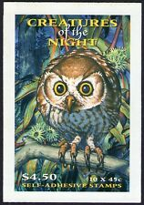 1997 AUSTRALIAN STAMP BOOKLET CREATURES OF THE NIGHT 10 x 45c STAMPS MUH