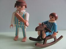 PLAYMOBIL @@ PERSONNAGES FAMILLE @@ MAISON VICTORIENNE 1900 @@ A 16