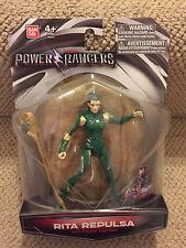 RITA REPULSA Power Rangers Exclusive Movie 2017 Action Hero Figure Staff