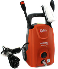 AR Blue Clean Speedy Wash 1600 PSI 1.45 GPM Electric Water Power Pressure Washer