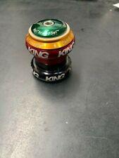 NEW Chris King Rasta Headset 1 1/8 Threadless No-Threadset