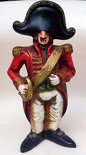 French Napoleon ? Napoleonic Red Coat Soldier Figure Figurine Caricature ?