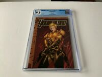 YOUNGBLOOD 1 CGC 9.8 WHITE PS DYNAMIC FORCES GOLD FOIL VARIANT AWESOME COMICS A