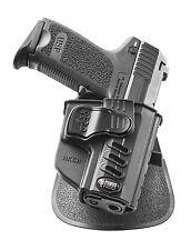 Fobus hkch cinturón holster pistolera h&k USP Compact 9mm,