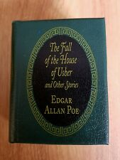 The Fall of the House of Usher Del Prado Miniature Book Edgar Allen Poe