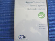 MAGNETI MARELLI TELEMATIC SYSTEM SOFTWARE CD VERSION 490 PEUGEOT