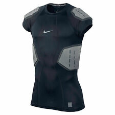 Men's Nike Pro Combat Hyperstrong 4 Pad Padded Football Shirt Top Size L $65.00
