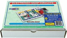 Elenco Snap Circuits UC-40 Upgrade Kit Converts SC-100 to SC-500 Ages 8+