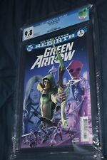 Green Arrow #1 Rebirth CGC 9.8 1st Print Sold out