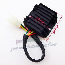 4 câbles mâle plug régulateur de tension redresseur pour VTT Dirt Pit Bike Scooter cyclomoteur