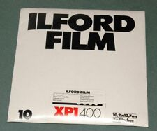 ILFORD XP1---4X5 FILM--- COLLECTIBLE!