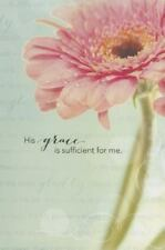 His Grace Is Sufficient for Me. Large Journal (Hardback or Cased Book)