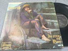 LP 70's LISSETTE YO CREO EN DIOS / SELLO BORINQUEN