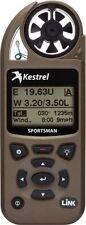 Kestrel 5700 Sportsman Weather Meter w/Applied Ballistics & Link 0857BLTAN [TAN]