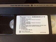 Mariah Carey - Honey - G'Hits  - Japanese Promo Only Video - EXTREMELY MEGA RARE