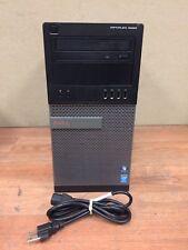 DELL OPTIPLEX 9020 Quad Core i5 4570 4th Gen 3.2 GHz 320GB Drive 4GB Ram DVDRW