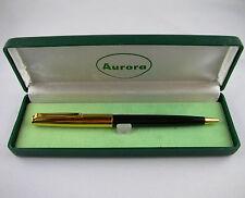 AURORA 98 Gold Cap - Introvabile Penna a Sfera Vintage Nuova!!