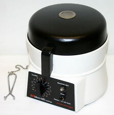 Iec Centrifuge Model Micro Mb With Thermo Microtube Rotor Model 837