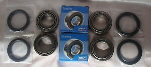 2 sets JAGUAR XJS 94 95 96 XJ6 XJ12 XJ8 XK8 SKF wheel bearing JLM1708