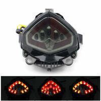 Feu LED + clignotants intégrés  CB500F X CBR500R 2013 2014 2015  FUME