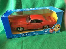 1.24 1/24 1:24 Tesco Pontiac GTO The Judge  Diecast Model Car Retro Vintage