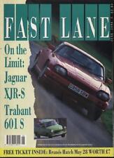 FAST LANE MAGAZINE - June 1990