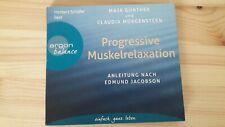 Prigressive Muskelentspannung nach Jakobson CD