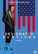 Designated Survivor - Staffel 1  [5 DVDs] (2018)
