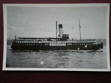 POSTCARD FRANCIS STOREY FERRY  - FRIENDS OF THE MERSEY FERRIES