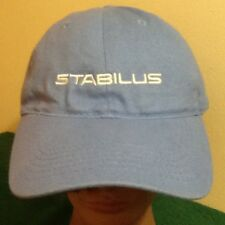 STABILUS EMBROIDERED GOLF HAT, BASEBALL CAP